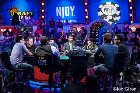 Main Event World Series of Poker 2015: Episódios 13 e 14
