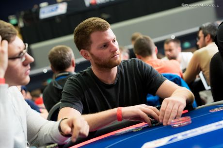 Playing the Short Stack at the Final Table with Nick Petrangelo