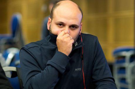 "Diogo ""NORTE"" Cardoso ITM no High Roller €10.300; Mukul Pahuja Lidera"