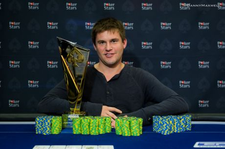 Byron Kaverman Continues Huge Year with EPT Malta €10K High Roller Victory for €430K