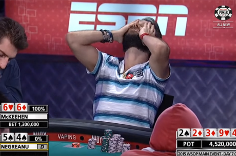 Main Event World Series of Poker 2015: Episódio 15