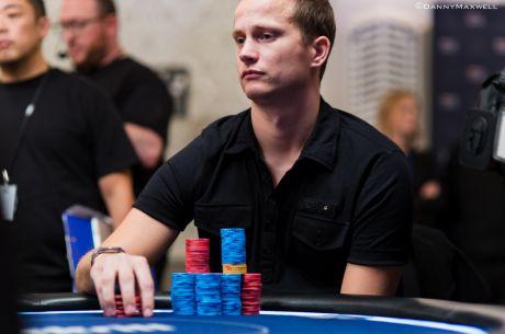 Main Event World Poker Tour UK, Simon Deadman liderem po dniu 1A