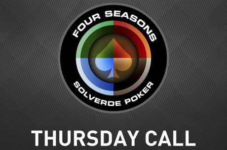 Thursday Call no Casino de Espinho a 29 de Outubro - Vota Já!