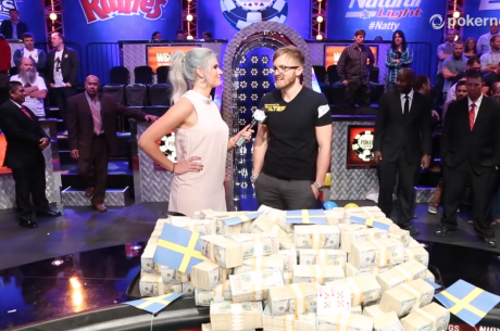 Throwback Thursday:  Martin Jacobson Wins 2014 WSOP Main Event