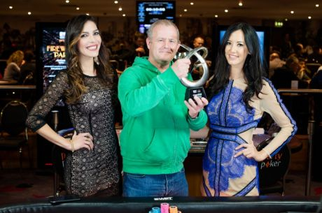 Richard Harris Crowned 2015 partypoker WPT500 UK Champion