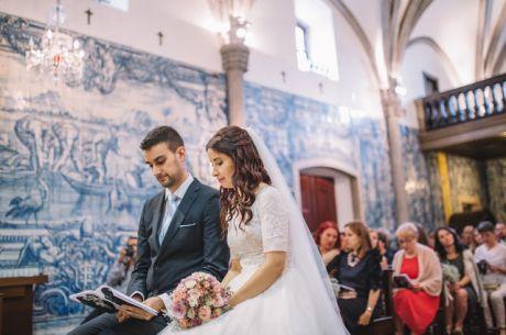O Casamento de André Coimbra