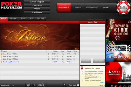 PokerHeaven cerrará sus puertas a partir del 12 de noviembre: Esto es lo que necesitas saber