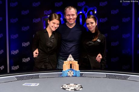 Vasili Firsau Wins WSOP Circuit King's Cup PLO High Roller for €44,100