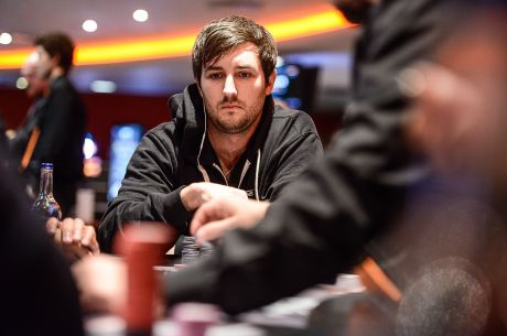 Paul Dando Leads the Final 59 in the 2015 WPT UK Main Event