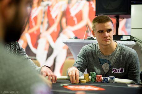 Ragnar Uibooss tuli teist aastat järjest Omaha-mänguformaadis Eesti meistriks