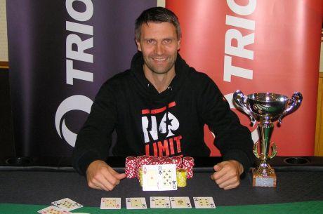 Tartumaa pokkerimeistriks krooniti Magnus Pukk
