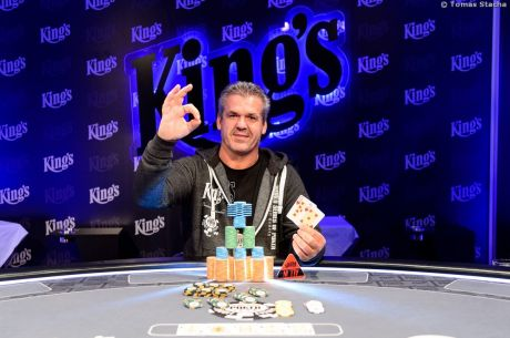 Stipo Vladic Beats Martin Kabrhel To Win 2015 WSOP Circuit Rozvadov Super High Roller