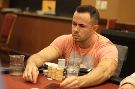Joltin' Joey: McCaig Bags Lead on Day 1a of RunGood Poker Series Downstream Main Event