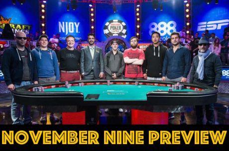PokerNews Podcast Episode #342: 2015 WSOP November Nine Preview