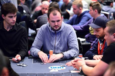 Marcin Wydrowski Leads After Day 1b of the WSOP Circuit Main Event in Rozdavov