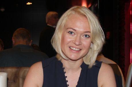 Online-pokkeri Eesti naistemeistriks tuli Mirjam Jalak