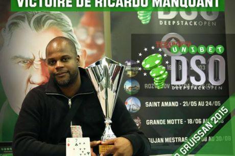 DSO Gruissan : Ricardo Manquant s'impose devant Lucas Monnier, Rodolphe Rey 7e