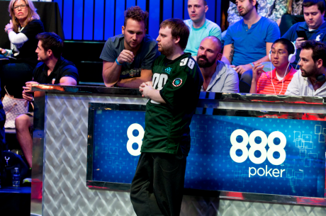 McKeehen Picks Up Right Where He Left Off in WSOP Main Event, Busting First Two