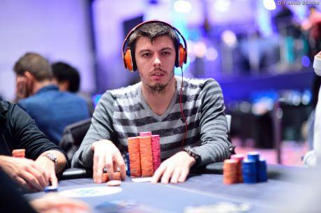 Alexandar Denishev vede posledních 31 hráčů do Dne 3 na WSOP Circuit Main Event v Rozvadově