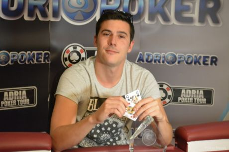 Nenad Rauš Pobednik Adria Poker Tour Main Eventa