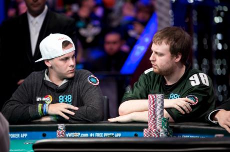 WSOP finale dominuoja Joe McKeehenas
