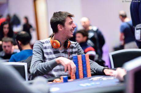 Александър Денишев води при 31 оставащи на WSOP Circuit Main...