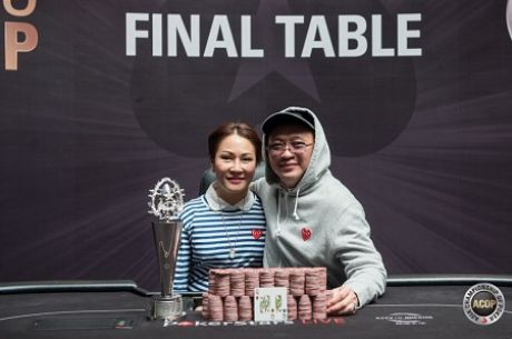 Phanlert Sukonthachartnant Bulldozes Final Table to Win ACOP High Roller for $652,080