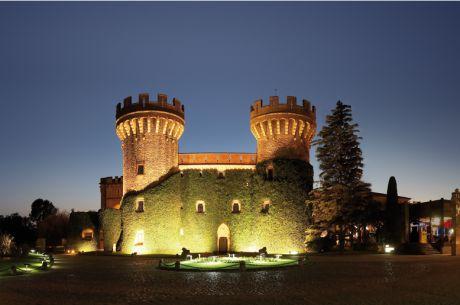 El trono del Campeonato de España de Poker se juega en el castillo de Peralada