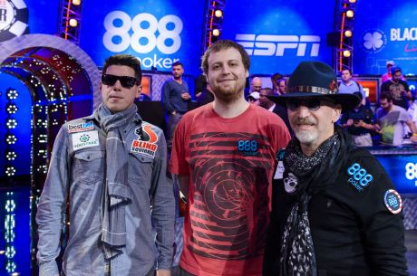 Joe McKeehen, Neil Blumenfield & Josh Beckley Comprise Final 3 of 2015 WSOP Main Event