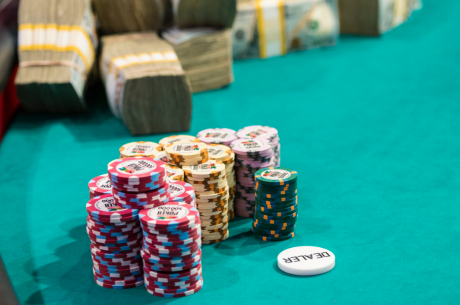 Stats from Day 2 of the 2015 World Series of Poker Main Event Final Table