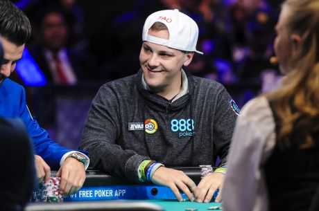 Hold'em with Holloway, Vol. 53: Thomas Cannuli Impresses Even After Main Event Bustout