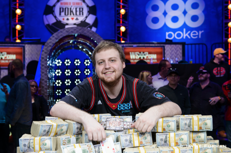 Joe McKeehen Wins 2015 World Series of Poker Main Event for $7.7 Million!