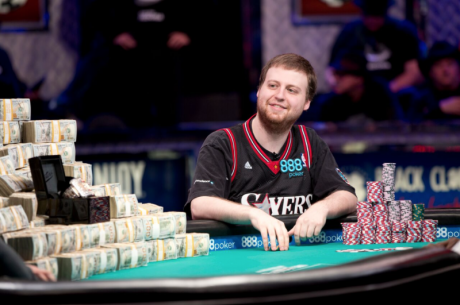 2015 WSOP Main Event 888 Hand of the Day: Blumenfield's Failed Bluff Against McKeehen