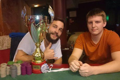 Lietuvos Pokerio čempionatas: po pirmų dviejų turų pirmauja Karolis Sereika ir Povilas...