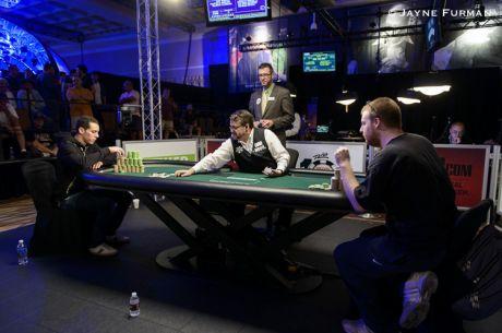 Išvados: WSOP 2015 finalo statistiniai rodikliai