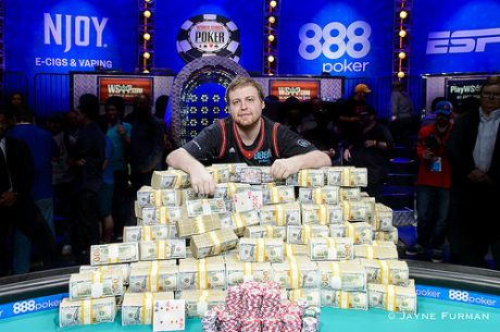 Vê Joe McKeehen Vencer o Main Event World Series of Poker 2015 [Vídeo]