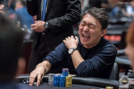 2015 PokerStars.net APPT ACOP Main Event Day 2: Yuguang Li Chases 2nd Title of 2015