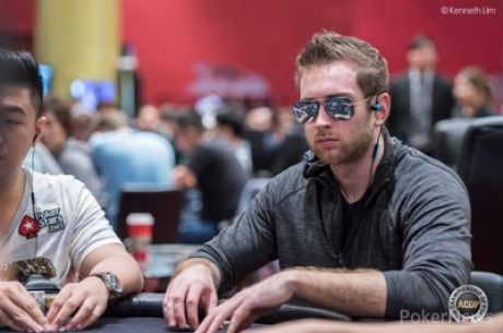 2015 PokerStars.net APPT ACOP Main Event Day 3: Connor Drinan Leads Final 23
