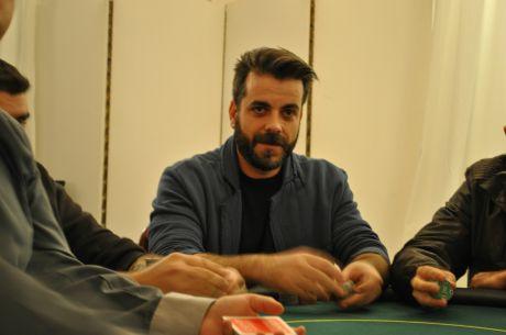 Eduard Ventura saca ventaja en el Día 1a del CEP Peralada