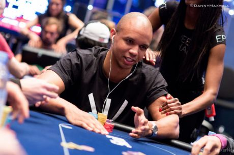The Online Railbird Report: Blom on a Downswing; Ivey Wins November's Biggest Pot