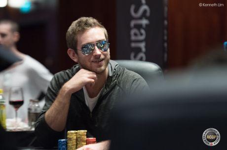 2015 PokerStars.net APPT ACOP Main Event Day 4: Connor Drinan Leads Final Seven