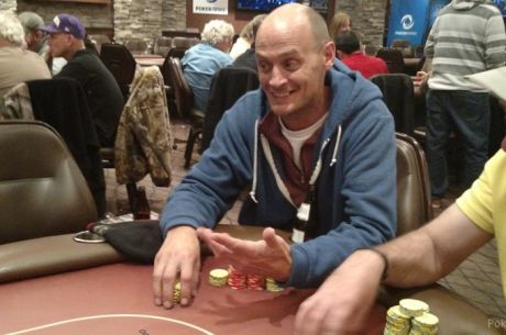 2015 MSPT Golden Gates Casino Day 1b: Derek McMaster Leads Advancing 27 Players