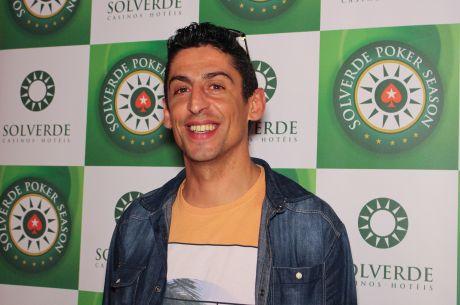 Sérgio Inácio Lidera Dia 1 da 11ª Etapa Solverde Poker Season