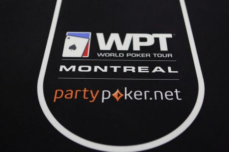 Marco Caza Has a Top Stack After partypoker.net WPT Montreal Day 1b
