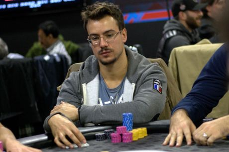 Gregoire Denis Leads Biggest Day of All in partypoker.net WPT Montreal Main Event