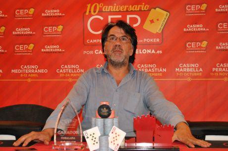 José Pérez da la sorpresa venciendo en la séptima etapa del CEP 2015 en Peralada