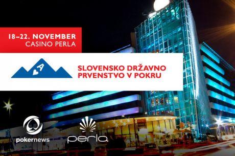 Počelo Slovenačko Državno Prvenstvo u Pokeru