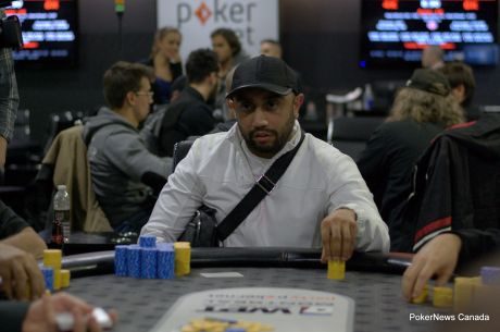 2015 partypoker.net WPT Montreal Slips into the Money Before Day 2 Ends