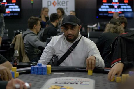 2015 partypoker.net WPT Montreal Slips Into Money Before Day 2 Ends; Gill Leads