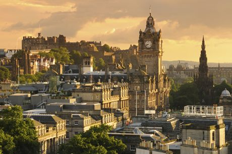 PokerStars UKIPT Returns To Edinburgh For Fifth Successive Year